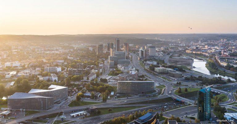 維爾紐斯排名為 Nr。科技初創企業 FDI 吸引力指數排名第一的城市